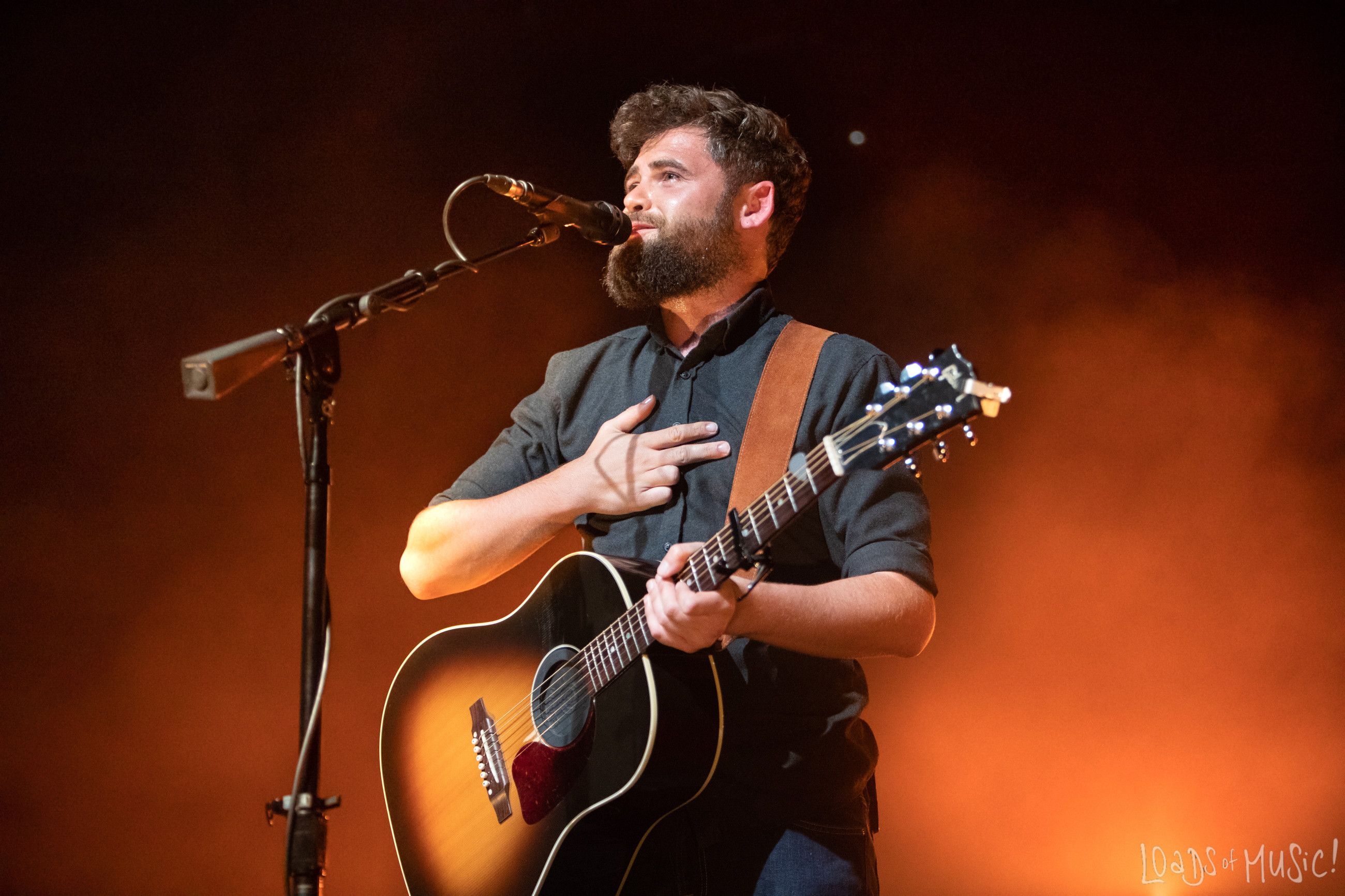 concert review pictures passenger volkshaus loads of music