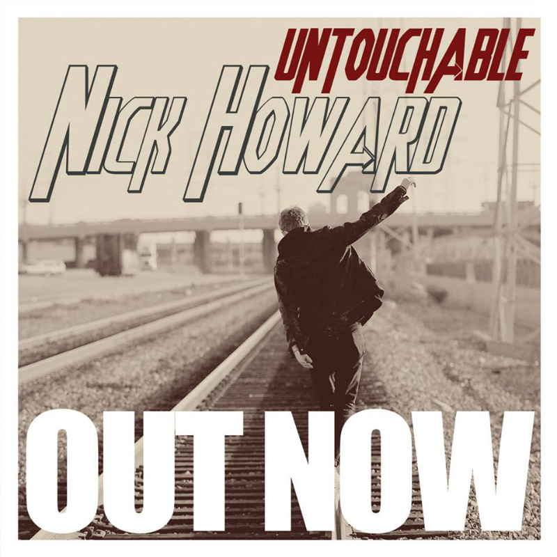 Nick Howard Untouchable Out Now